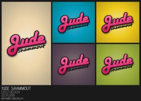 Jude Logo by Magableh