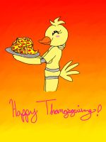 Happy Thanksgiving! by violetsunnyklous