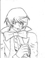 Alois Trancy BW by CircuitsandWires