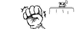 [Miiverse] *uncontrollable giggle* by Master-0f-Puppets