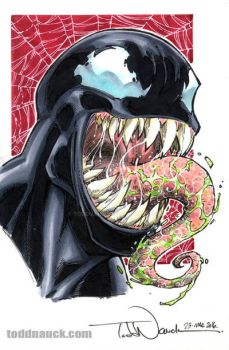 Venom by ToddNauck