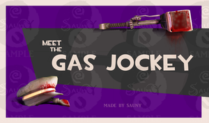 CC 003 - Meet the Gas Jockey by Sauny