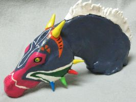 Legend of Zelda: Epona's Mask by Hollowellow
