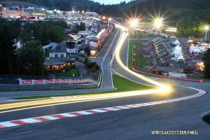 SPA Francorchamps track by arthobald