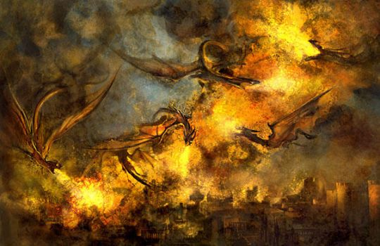 Conflagration by Director-16