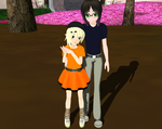 MMD new comers by crimzonthehedgehog