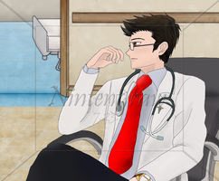 Commission-Doctor full by Nintendraw