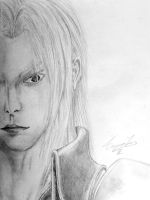 FF7 - Sephiroth by Dark4Light