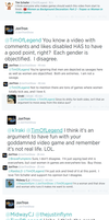 GamerGate: Tim Shafer Supports Feminist BS. by HoneyBadgerRadio