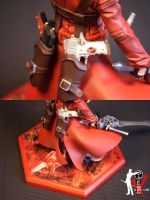 Dante Devil May Cry 3 Detail 1 by ogamitaicho