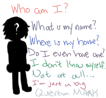 The Question Of Myself by toXic-REM