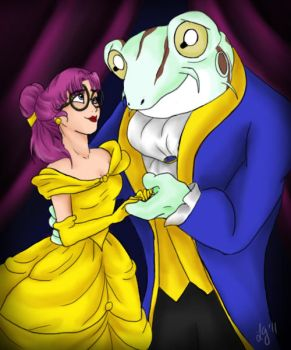 CT Beauty and the Beast by CallMeMarle