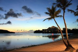 Missing the skies of Guam 4 by peregrination