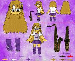 Jasmine Reference Sheet by Magenta-Fantasies