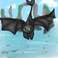 Toothless by kittyface27