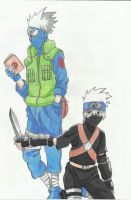 Kakashi generations by ValdirFB