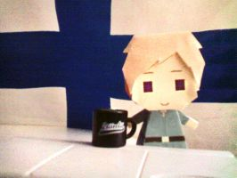 Finland the talk show host 8D by Strawberry-Itchiko