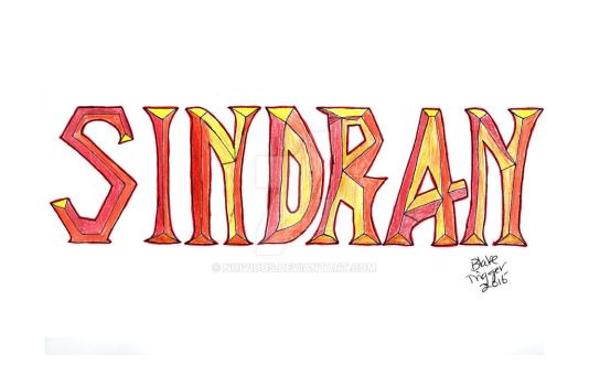 Sindran by noivious