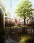 Beauty Of Botany by Industrial-Forest