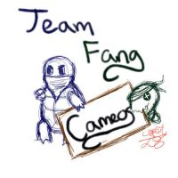 Team Fang requesting Cameos by Marchen-Design