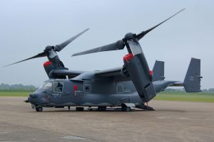 Bell-Boeing CV-22 Osprey by Daniel-Wales-Images