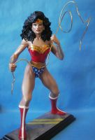 Custom 1/6 Scale Wonder Woman Statue by cusT0M
