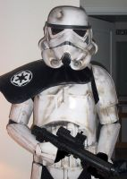 Trent's Stormtrooper Armor by Corrose