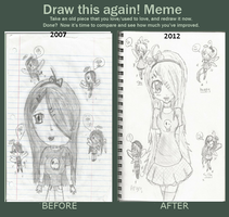 Meme Before And After by Chibii-chii