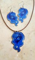 Princess Luna Jewelry Set by TrollGirl