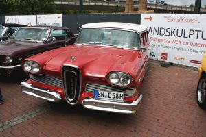 Ford Edsel by christiAnpure