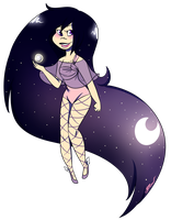 Moonlight by SpaceyJessi