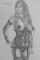 Corset by Vyrenian