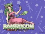 Ramencon 2013 Artist Badge by Ranefea