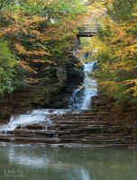 Buttermilk Falls by lost-nomad07