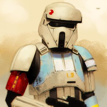 -- Shoretrooper -- by yvanquinet