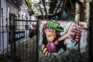 Graffiti-5055 by manishmansinh