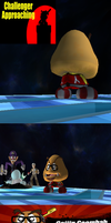 SSBB Gaijin Goomba joins smash for real??!! by DerpyYoshi7