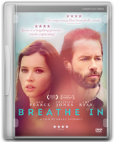 Breathe In (2013) DVD Case Icon by JustFranky