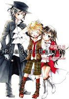 Pandora Hearts by MikiClover