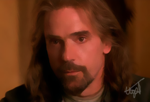 Jeremy Irons - Aramis by Sparviere