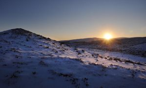 Winter in Northern Ireland by younghappy