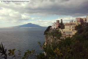 Bay Of Naples by The-Tiger-Thief