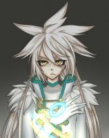 Silver the Hedgehog: another human version by SashaVasileva