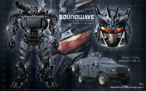 soundwave G3 by skywarpG1