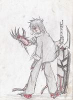 Roxas and Dark Obliviate by Roxasdeath