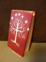 Leather covers for LOTR by Lathron