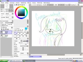 OMG U GOT PAINT TOOL SAI by Katai-Anata