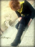 Mikage.... by DrarryNikax3