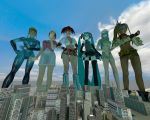 Top Giantess voting round 3 by MichKon