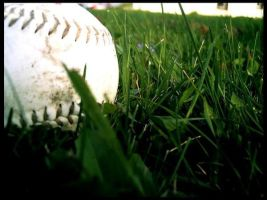 play ball. by courtneydead